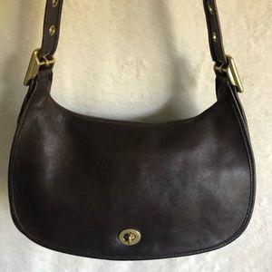 COACH Vintage Shoulder Bag 9338
